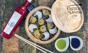 Chinese_New_Year_siu mai_EVOO_Castillo_de_Canena