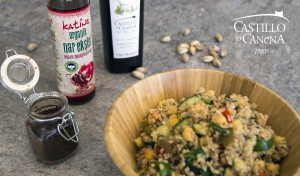 Bulgur_Chickpeas_salad_Reserva_Familiar_Picual_EVOO
