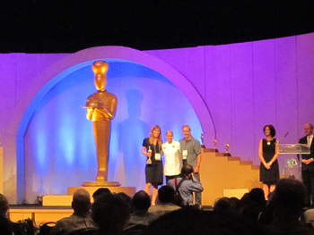 SOFI Award de Oro