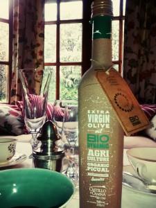 aceite de oliva virgen extra biodinámico castillo de Canena