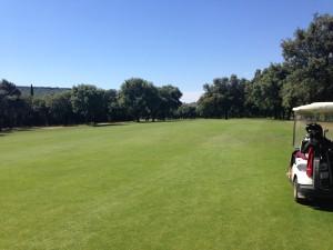La Garza golf - castillo de canena