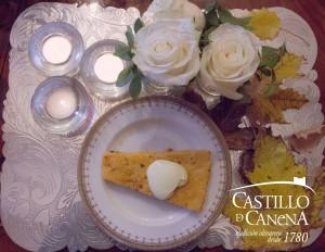 Castillo de Canena - pumpkin pie