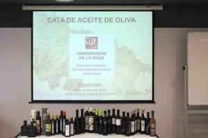 Castillo de Canena AOVE EVOO Cata Rioja 1