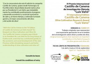 PREMIOS_LUIS_VAÑO_Castillo_de_Canena
