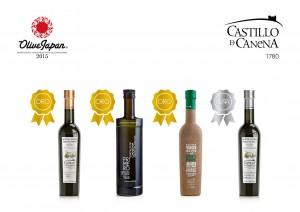 Castillo de Canena AOVE EVOO Olive Oil Japan 2015