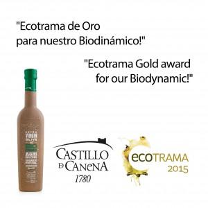 Castillo de Canena AOVE EVOO ecotrama