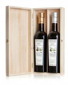 Pine Wooden box Family Reserve (2 units)