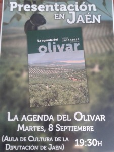 AOVE_Agenda_olivar_Castillo_Canena