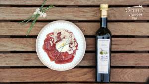EVOO_aceite_ice_cream_helado_parmesano_carpaccio