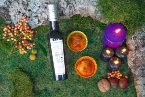 Muffins_Halloween_Castillo_Canena_Reserva_Familiar_Arbequina