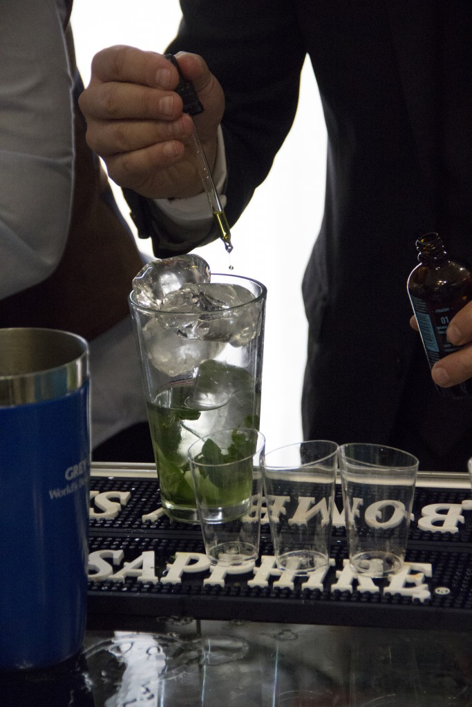 Cocktail_Arbequina&Co_Castillo_de_Canena_Madrid_Fusión