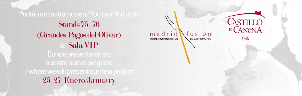 MADRID_FUSIÓN_Castillo_de_Canena_Stand