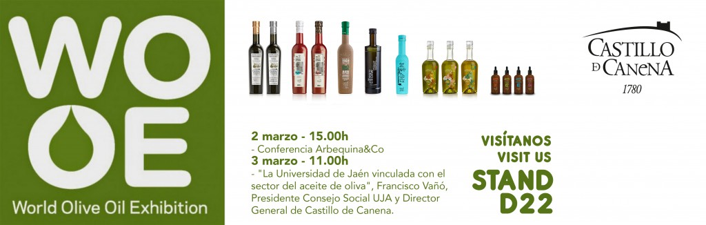 World_Olive_Oil_Exhibition_Castillo_de_Canena