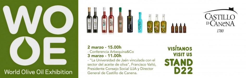 World_Olive_Oil_Exhibition_Castillo_de_Canena