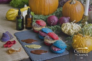 burger_halloween_recipe_olive_oil_Castillo_de_Canena