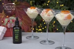 christmas_appetizer_aperitivo_navidad_mayonnaise_mahonesa_Castillo_de_Canena