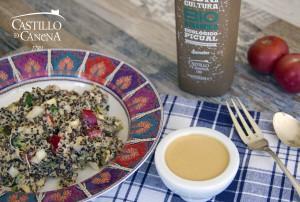 Quinoa_Biodynamic_Picual_Castillo_de_Canena_EVOO