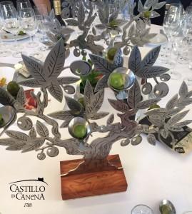 Olivo milenario de Castillo de Canena