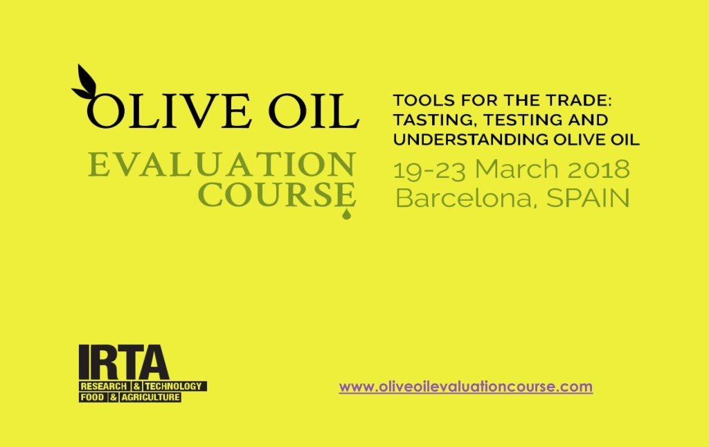 Olive Oil Evaluation Course Sponsorship opportunities-1