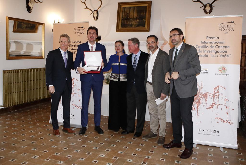 IV_Premios_Luis_Vaño_Castillo_de_Canena