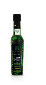 Aceite Arbequino con Plancton Marino